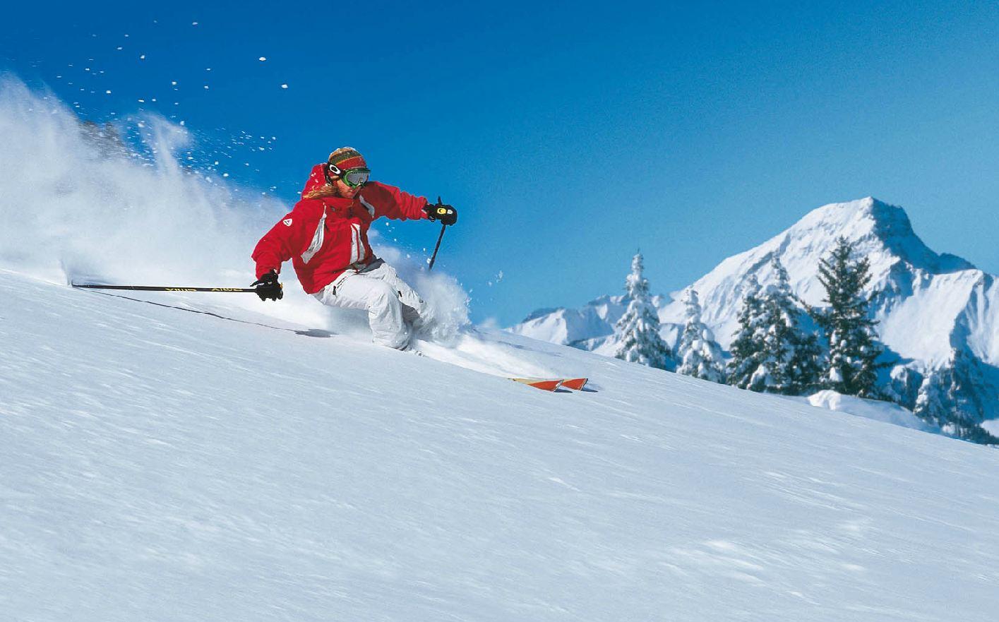 ski gebied chatel
